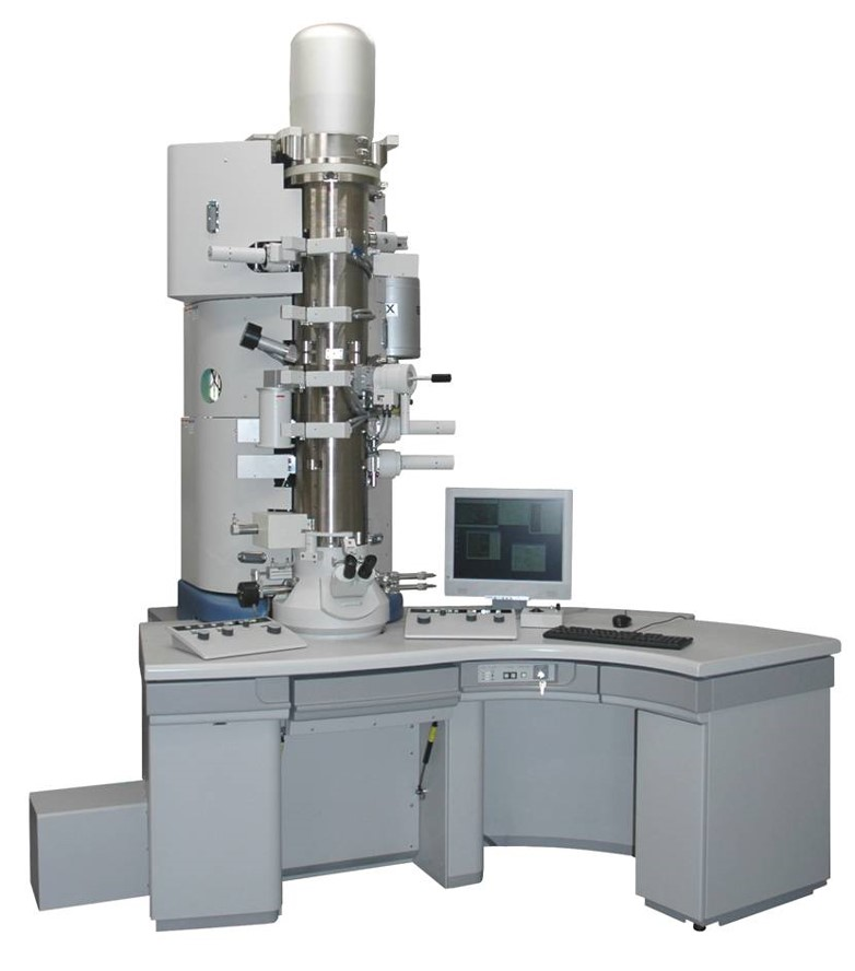 Environmental Transmission Electron Microscope (ETEM) | Nano ...