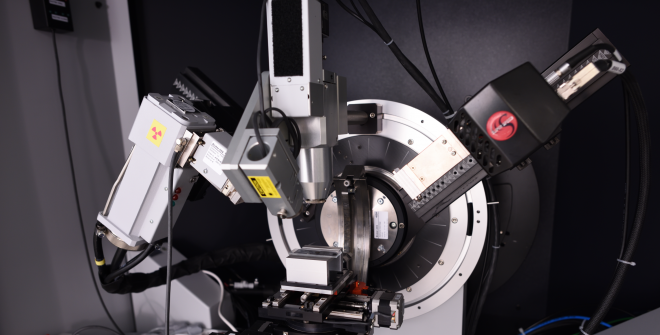 X-Ray Diffractometer machine image
